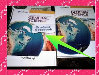 general science workbook