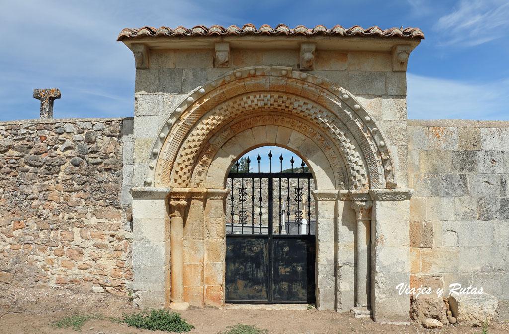Cementerio de Vega de Bur