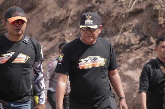 Buka Bhayangkara Kejurda Motocross, Ini Pesan Bupati