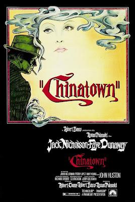 Póster Película Chinatown