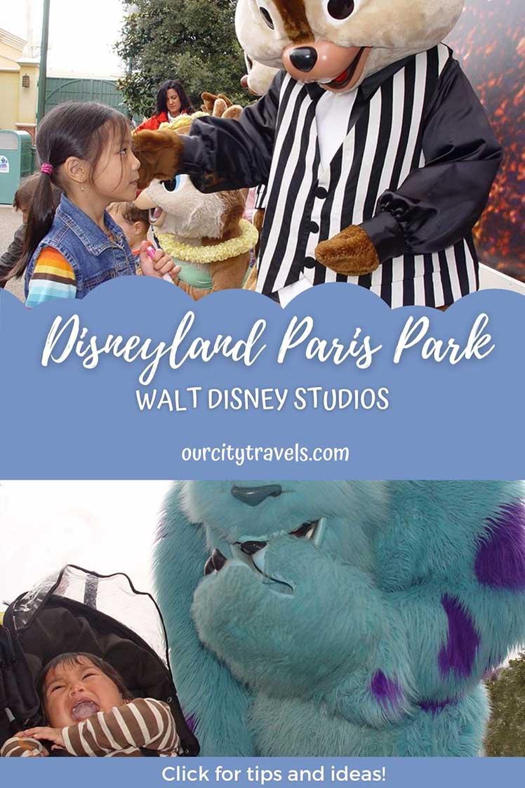 Disneyland Paris Park - Walt Disney Studios