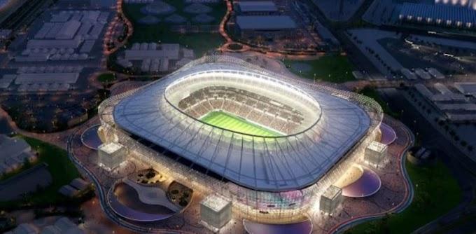 Al Rayyan Stadium FIFA CUP QATAR
