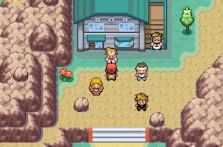 Pokemon Light Version para GBA Evento Inicial Liga Pokemon