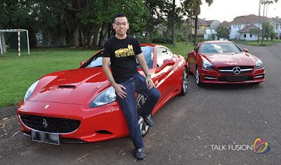 Mercedes, Ferrari, masini lux