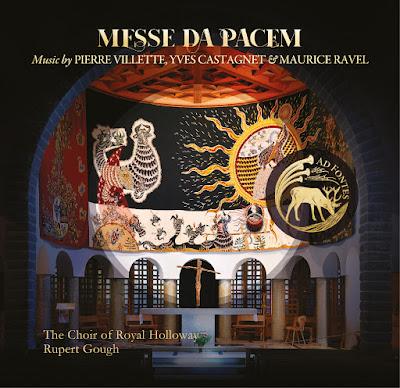 Messa da Pacem - Choir of Royal Holloway, Rupert Gough - Ad Fontes