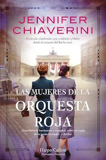 Las mujeres de la orquesta roja | Jennifer Chiaverini | HarperCollins