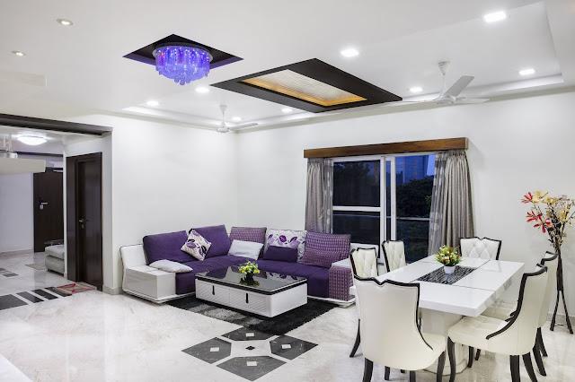 Interior Ruang Tamu Minimalis Mewah Modern dan Elegan