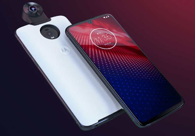 Motorola Moto Z4 with SD675 and 48MP camera now official
