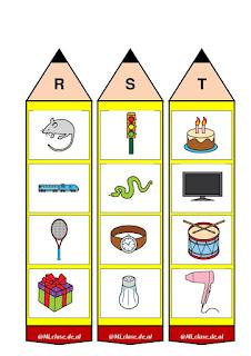 Juegos para aprender el sonido de las letras
