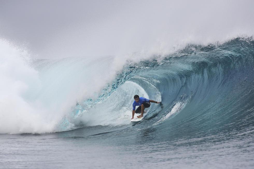 35 Keanu Asing Billabong Pro Tahiti 2016 foto wsl Poullenot Aquashot