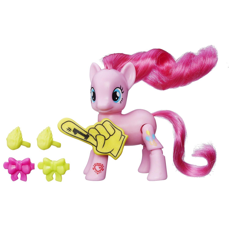 My Little Pony Explore Equestria FLUTTERSHY Picnic Poseable Pony Hasbro B8023