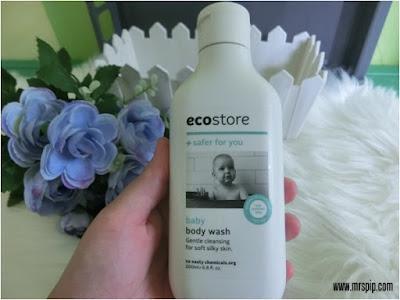 Ecostore Baby Body Wash X Lazada