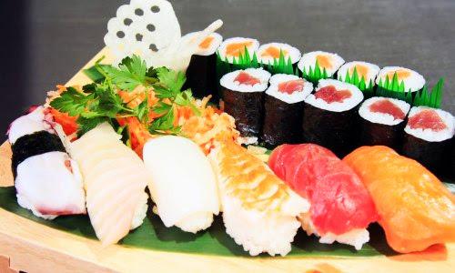 La gastronomía japonesa