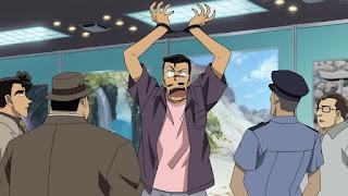 名探偵コナン 劇場版 | 第11作 紺碧の棺 Jolly Roger in the Deep Azure | Detective Conan Movies | Hello Anime !