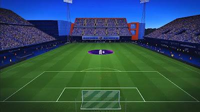 PES 2017 Stadium Generali & Maksimir