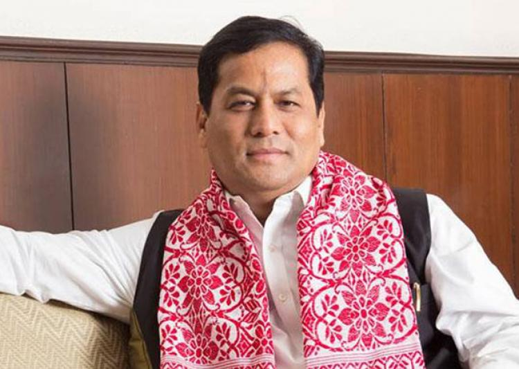 Image result for Sarbananda Sonowal