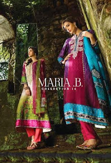 MariaB Indian Pashmin 2014-15