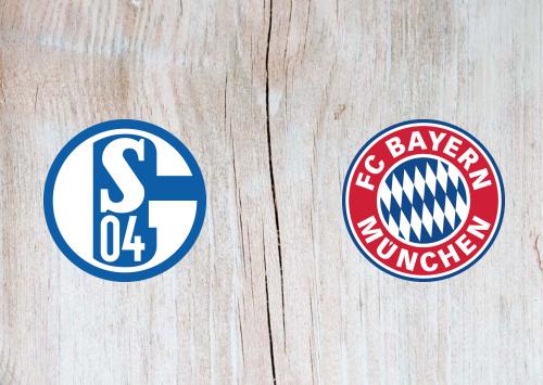 Schalke 04 vs Bayern Munich -Highlights 24 January 2021