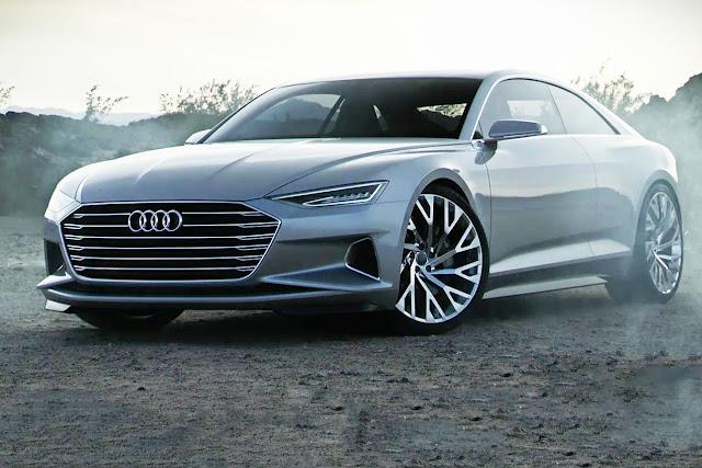 New Audi A9