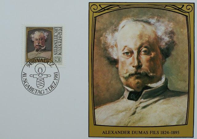 Alexandre Dumas Liechtenstein