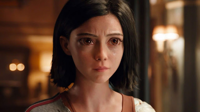 Galeri Foto Alita Battle Angel