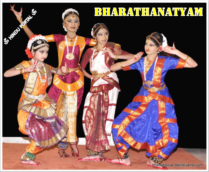 The Great 5 Reasons why should Children Learn Bharatanatyam