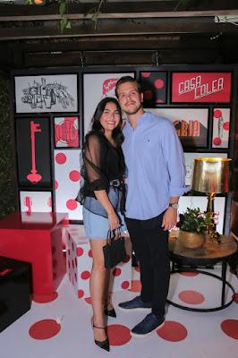 Nicole Marie Betances y José Alejandro Fernández