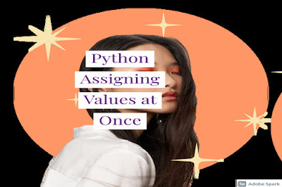 Python Assigning Multiple Values at Once