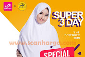 Katalog Promo Quinn Shop Hijab Terbaru Periode 3 - 5 Desember 2019