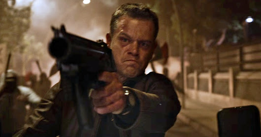 We Came from the Basement: Review: Jason Bourne