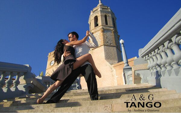 A & G TANGO - SHOWS & amp; CLASSES - BARCELONA, SITGES
