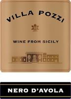 Villa Pozzi Nero d'Avola