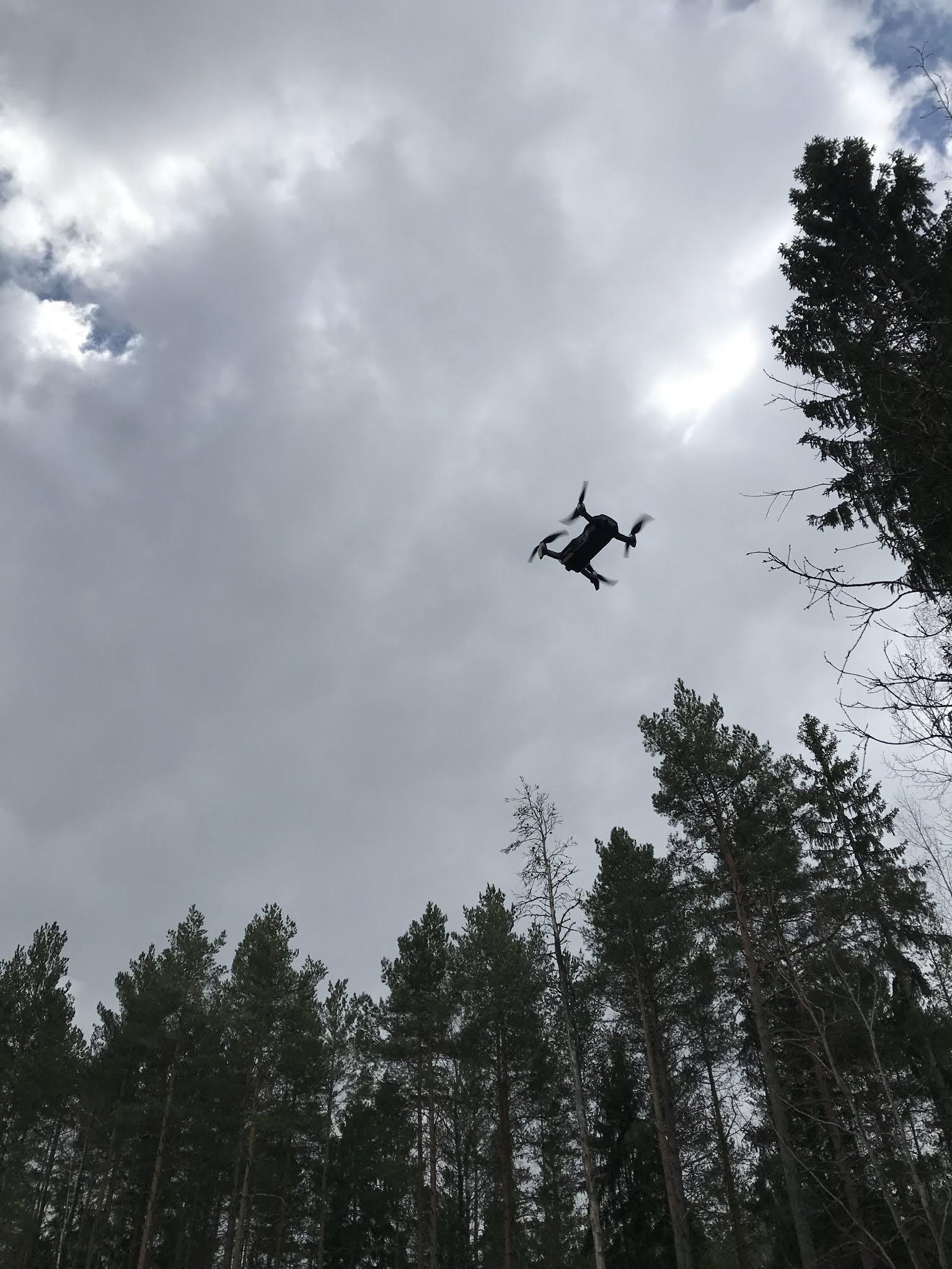 Joona Hellman_kuvukset hiihto_drone