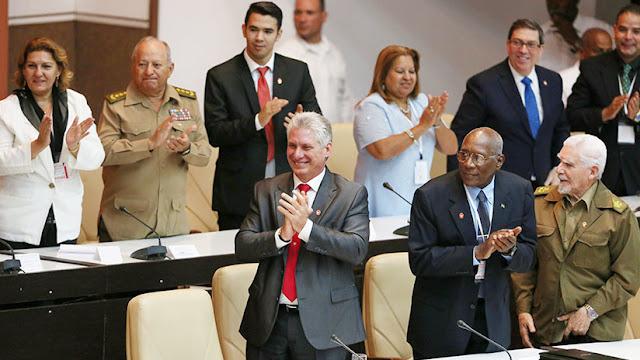 """EE.UU. lamenta que el nuevo mandatario de Cuba """"no haya sido elegido en las urnas"""""""