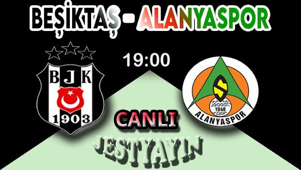 Beşiktaş - Alanyaspor maçını canlı izle