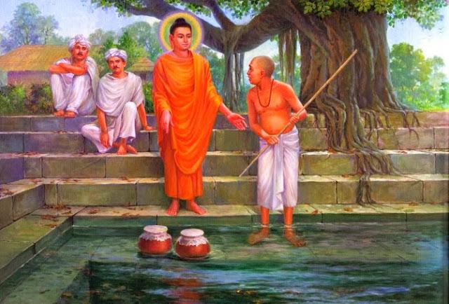 133. Kinh Ðại Ca-chiên-diên Nhất dạ hiền giả - Kinh Trung Bộ - Đạo Phật Nguyên Thủy