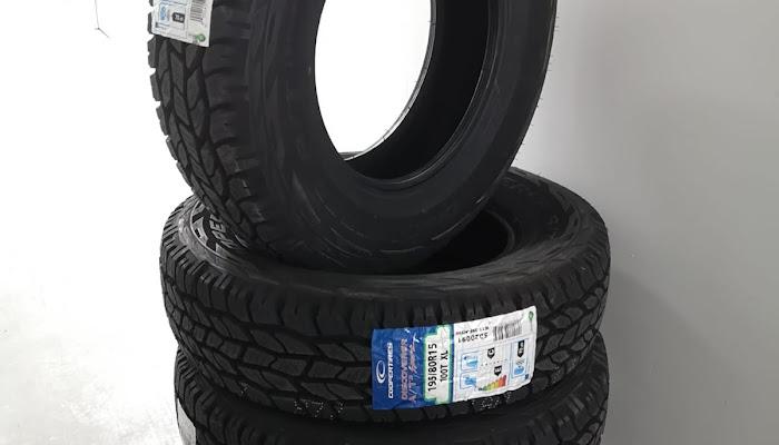 Raid Team - Tenemos los nuevos neumáticos