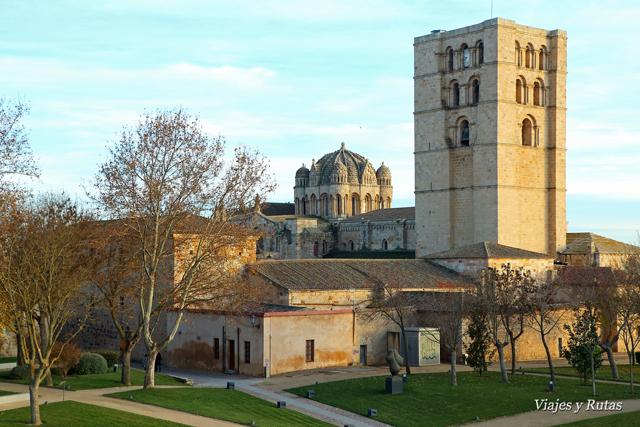 Catedral de San Salvador, Zamora
