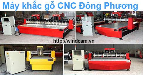 máy khắc gỗ CNC Đông Phương