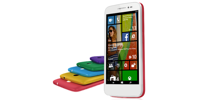 Alcatel POP 2 officially announced as the first Windows Phone with a 64-bit processor