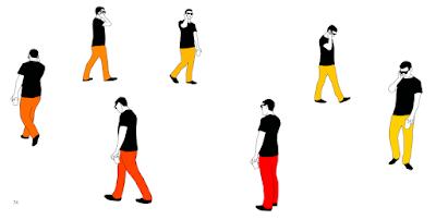 Γιατί βαδίζουμε ασυναίσθητα όταν μιλάμε στο τηλέφωνο