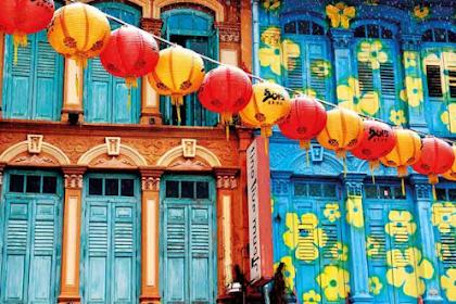 Wisata Menghabiskan Akhir Pekan di Singapura