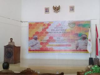 Ketum FPTI Maluku Minta Pengcab Tual Berfokus Siapkan Atlet Hadapi Kejurda dan Kejurnas