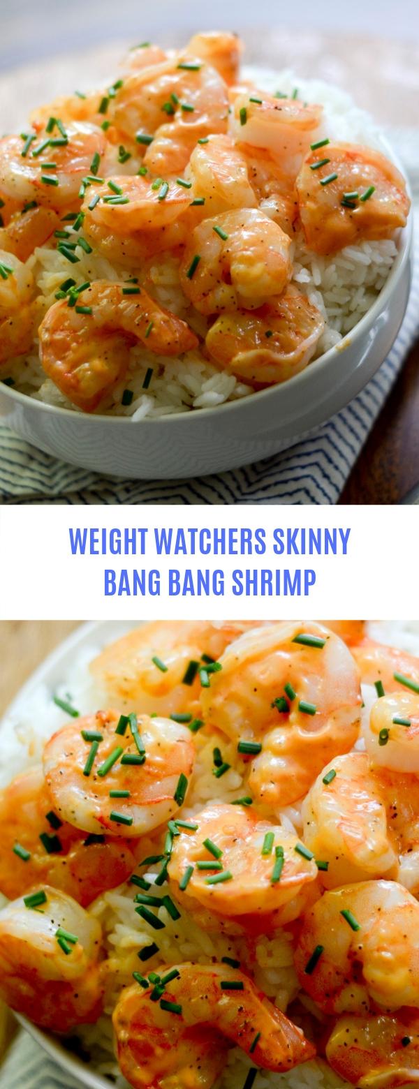 WEIGHT WATCHERS SKINNY BANG BANG SHRIMP