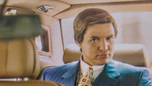 Pedro Pascal revela mais detalhes sobre o vilão do filme Mulher-Maravilha 1984