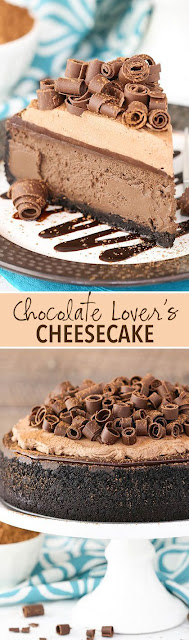 Chocolate Lover's Cheseecake