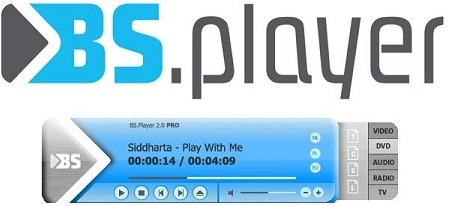 تحميل برنامج مشغل الفيديو والملتيميديا للكمبيوتر BS Player 2018