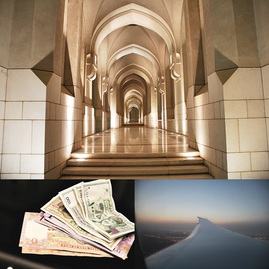 oman money palace