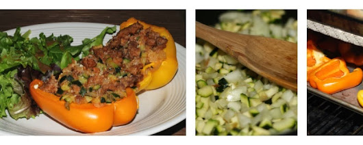 Milwaukee Kitchen: Hearty Sausage Stuffed Peppers
