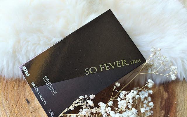 SO FEVER - ORIFLAME - Czytaj więcej